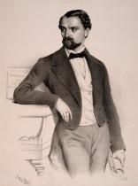Франц Допплер, 1853