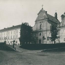 Простори Габсбурзького університету (1784-1918)