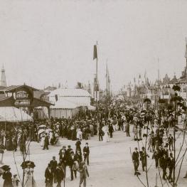 Загальна крайова виставка Галичини: Як відвідували