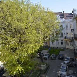 Сецесійний ансамбль вулиці Богомольця