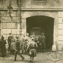 November 1918 in Lviv: credits