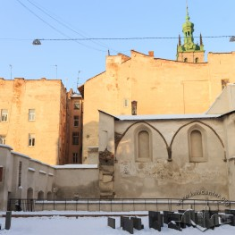 Простір синагог: Увіковічнення