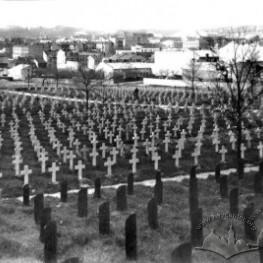 Цвинтарі Львова